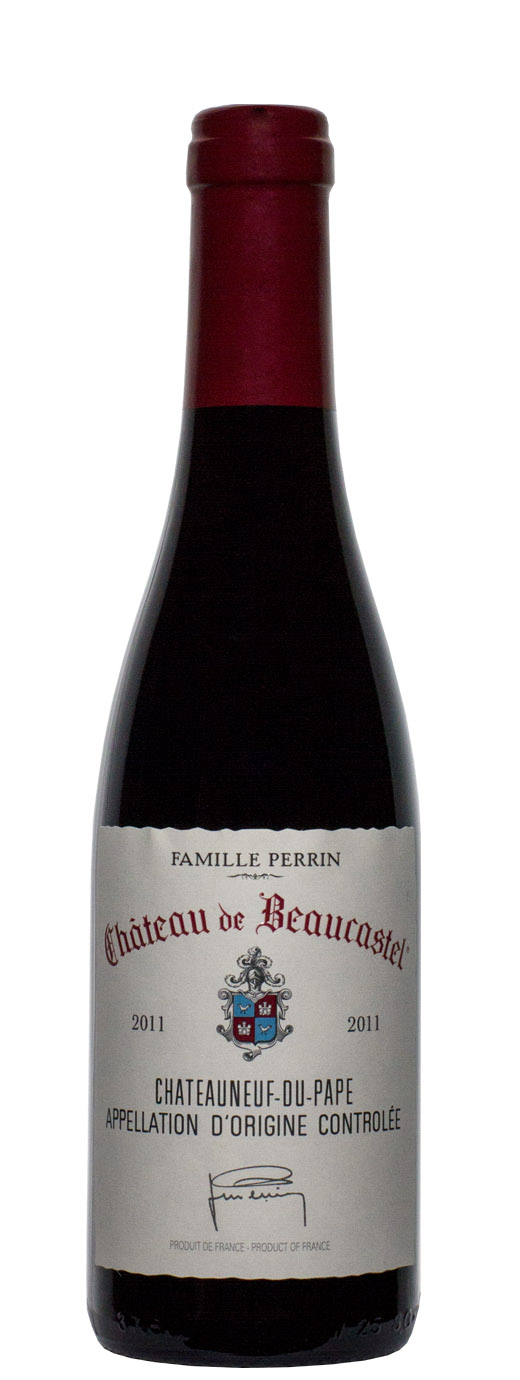 2011 Chateau Beaucastel Rouge