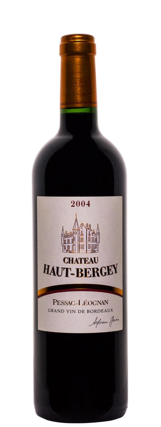 2004 Chateau Haut Bergey Rouge