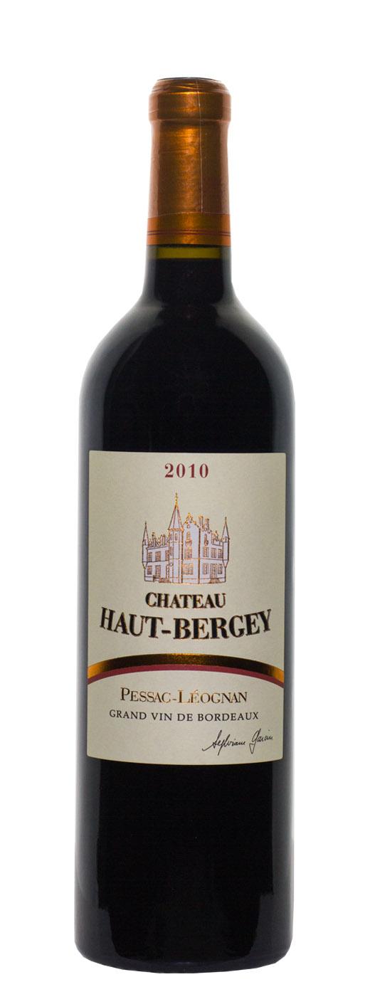 2010 Chateau Haut Bergey Rouge