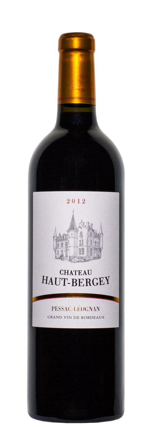 2012 Chateau Haut Bergey Rouge