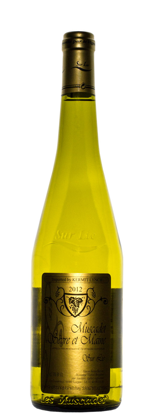 2012 Andre-Michel Bregeon Muscadet