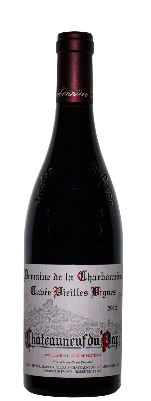 2012 Domaine de la Charbonniere Cuvee Vieilles Vignes