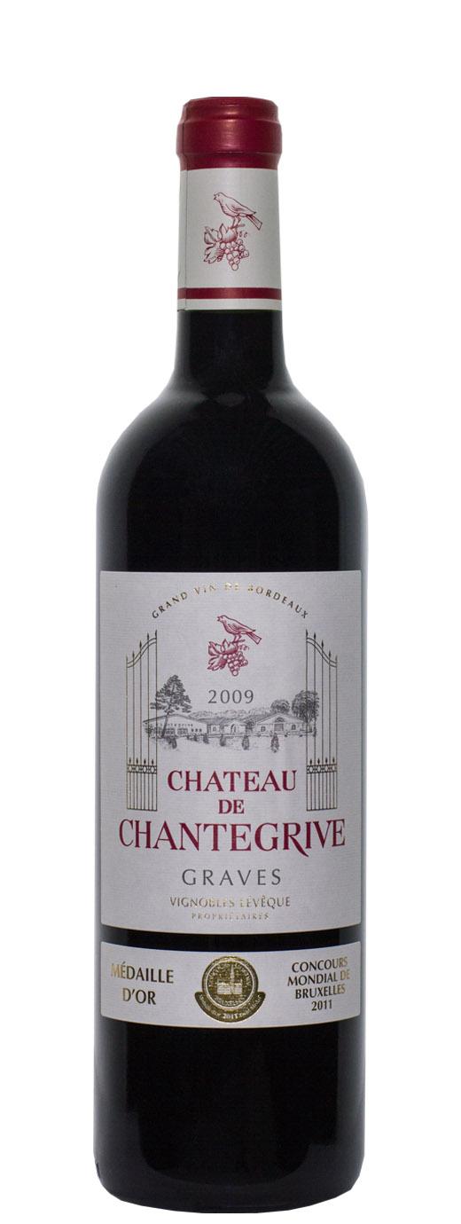 2009 Chateau de Chantegrive