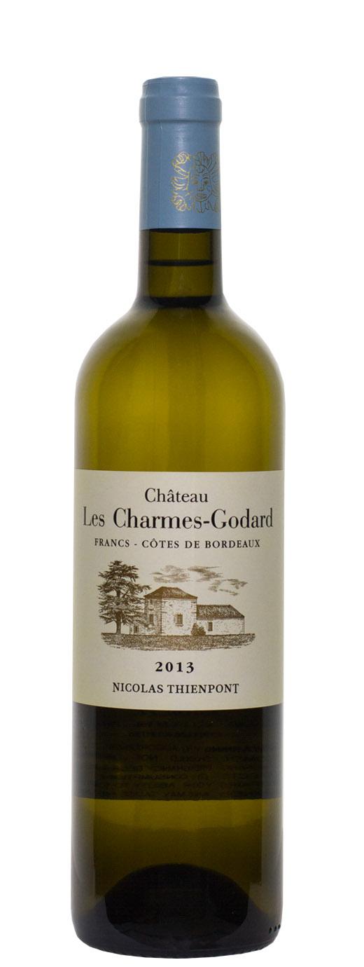 2013 Les Charmes-Godard Blanc