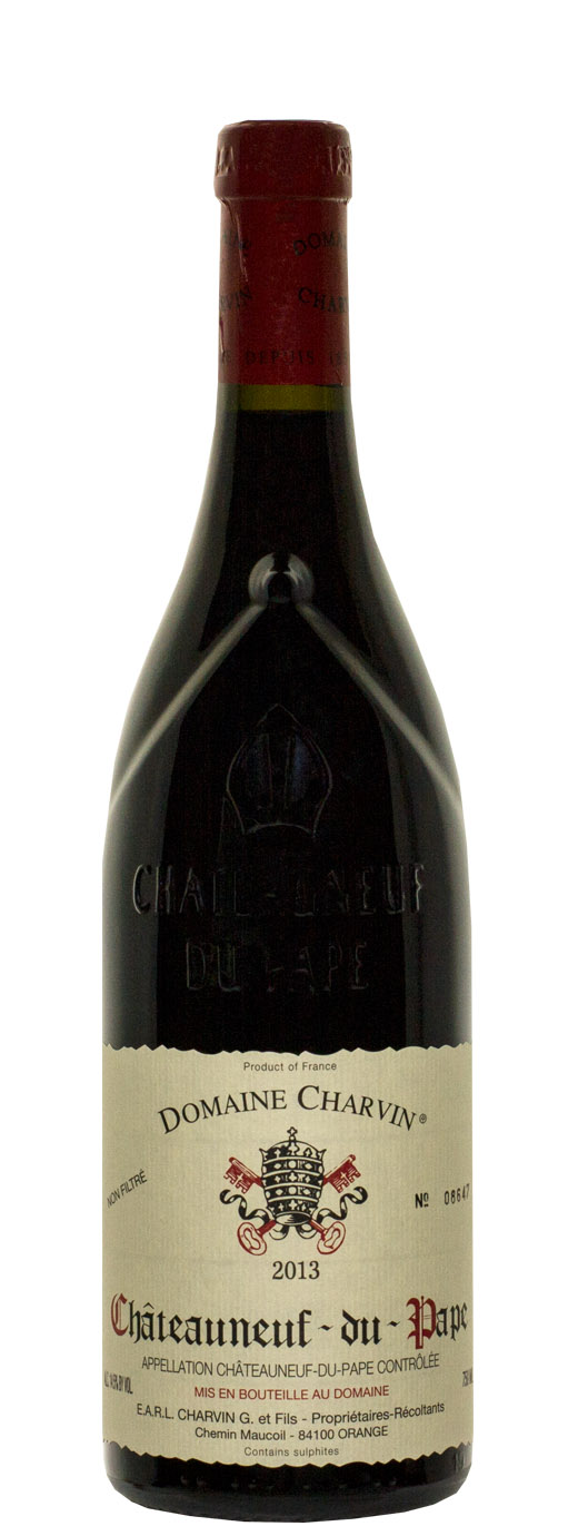 2013 Gerard Charvin Chateauneuf du Pape