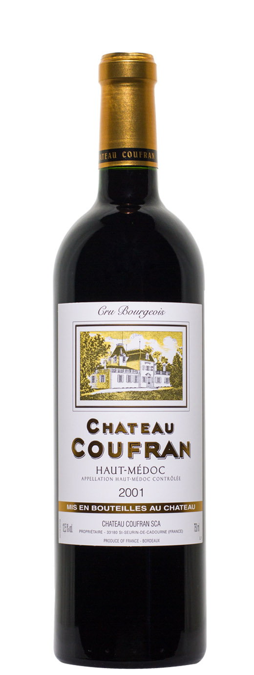 2001 Chateau Coufran