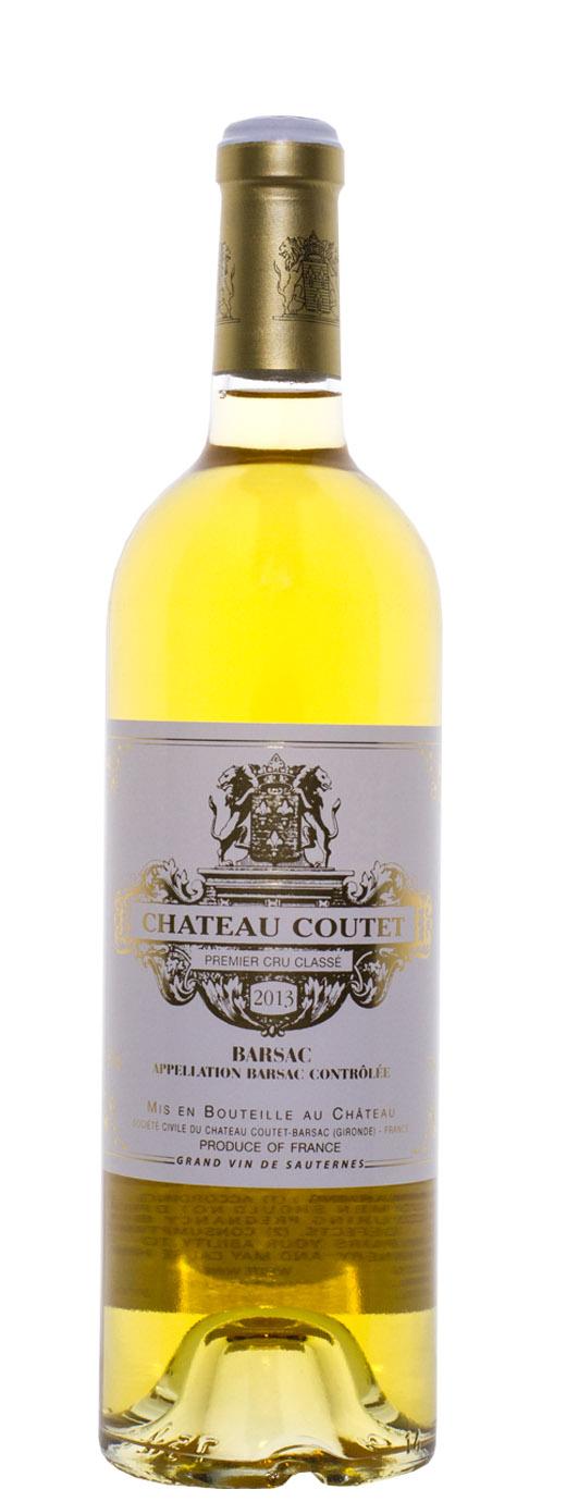 2013 Chateau Coutet