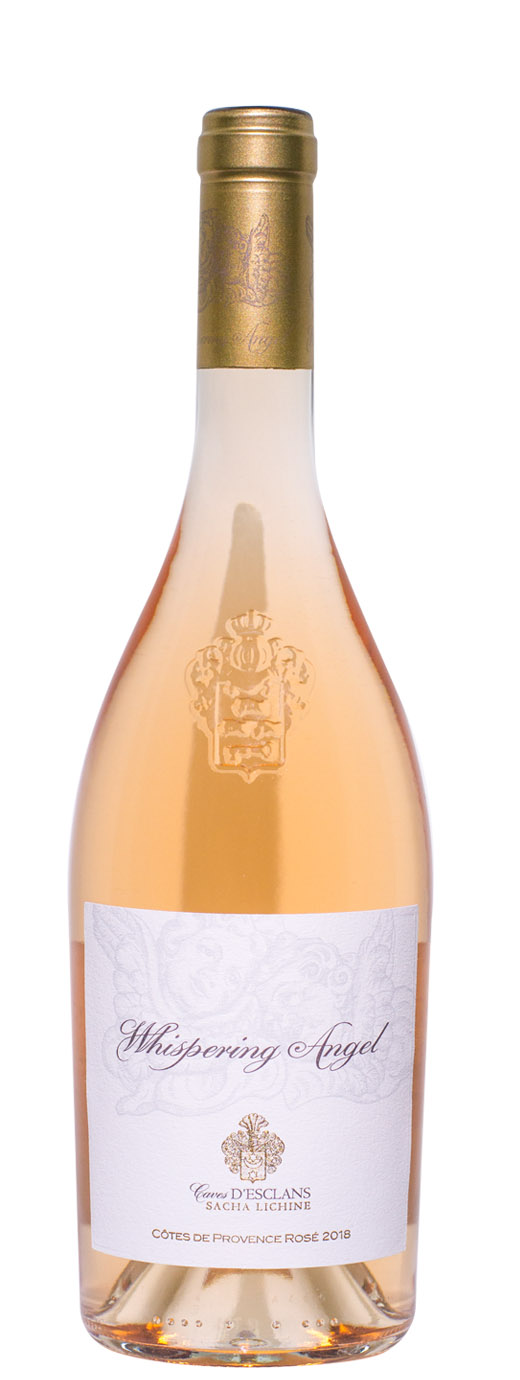 2018 Caves D'Esclans Whispering Angel Rose