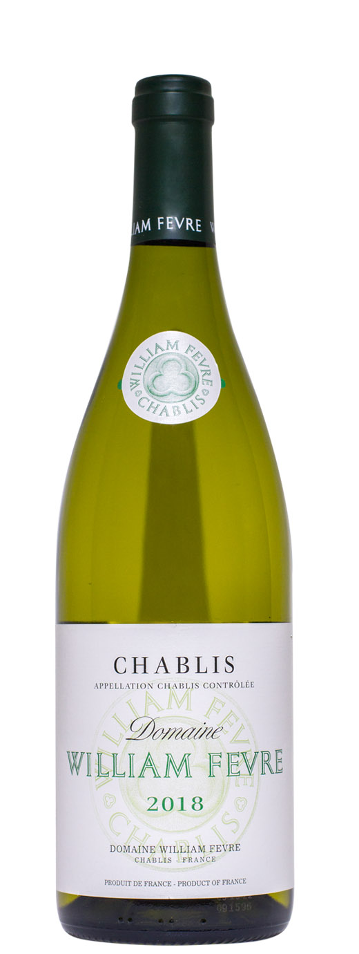 2018 William Fevre Domaine