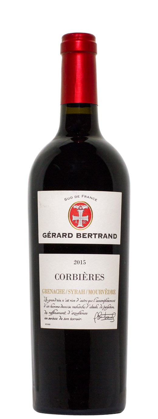 2015 Gerard Bertrand Terroir