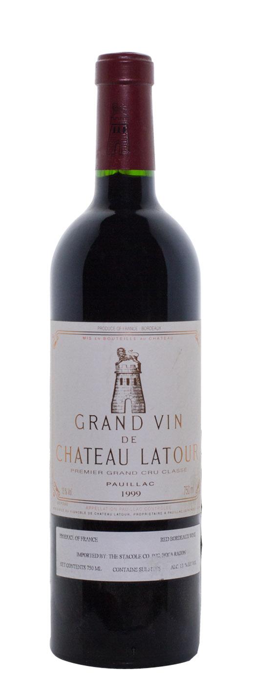 1999 Chateau Latour