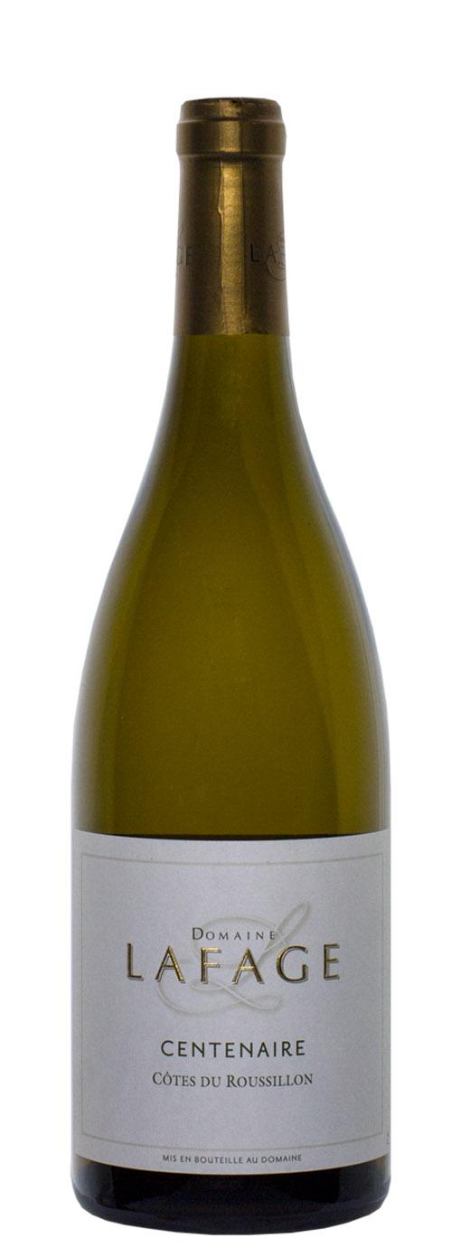 2015 Domaine Lafage Cuvee Centenaire Blanc