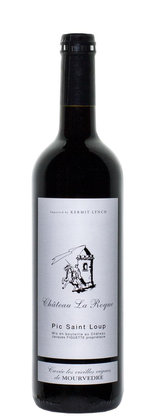 2013 La Roque Pic Saint Loup Cuvee les Vieilles Vignes de Mourvedre