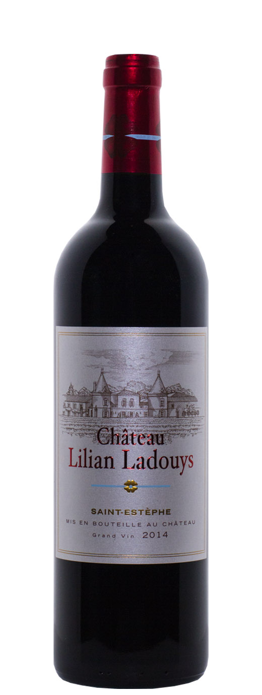 2014 Chateau Lilian Ladouys