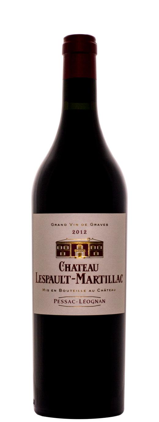2012 Chateau Lespault-Martillac Rouge