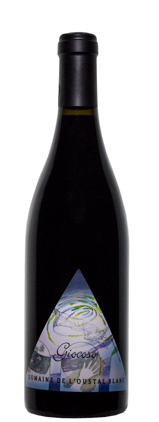 2012 L'Oustal Blanc Minervois Giocoso