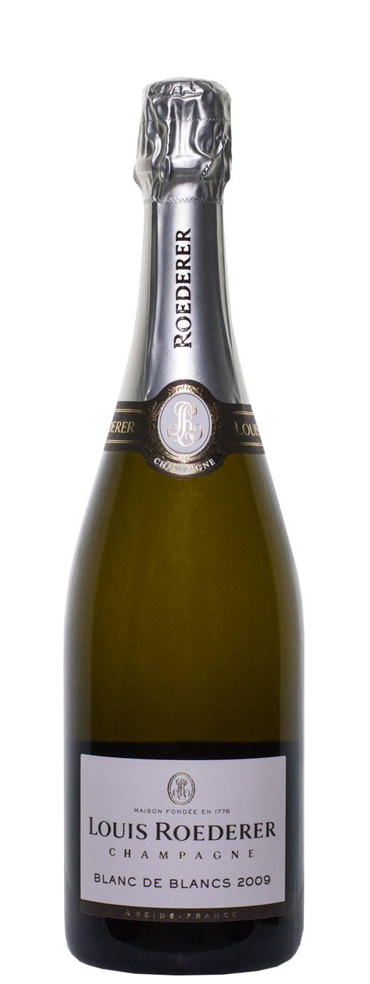 2009 Louis Roederer Blanc de Blancs Champagne