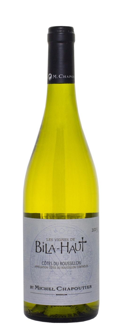 2015 M.Chapoutier Domaine de Bila-Haut les Vignes de Bila-Haut Blanc