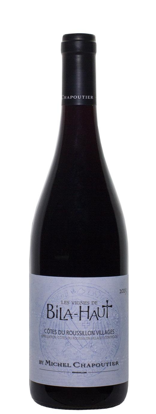 2015 M.Chapoutier Domaine de Bila-Haut les Vignes de Bila-Haut Rouge