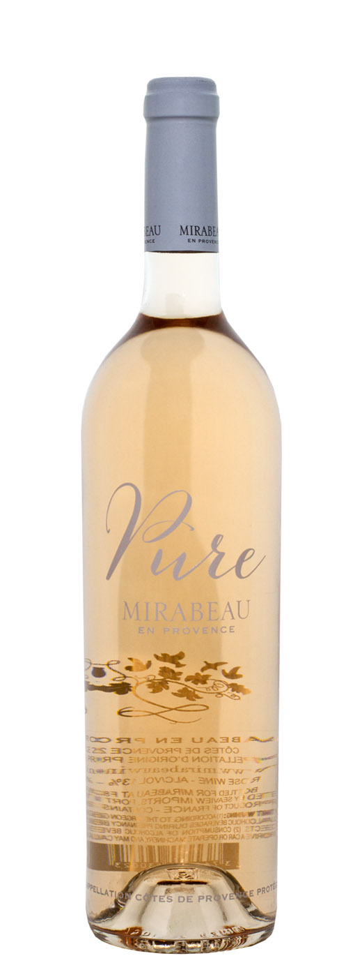 2015 Mirabeau Pure Rose