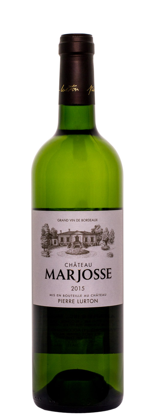2015 Marjosse Blanc