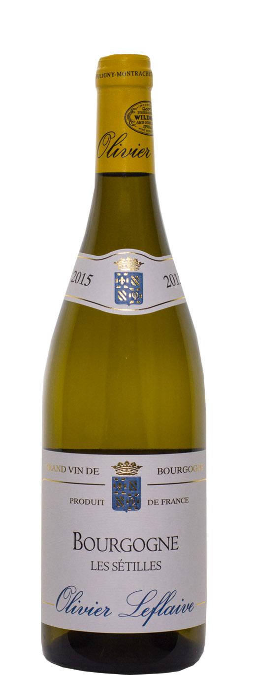 2015 Olivier Leflaive Bourgogne Blanc Les Setilles