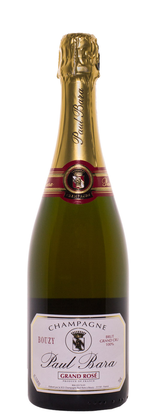 N.V. Paul Bara Brut Rose