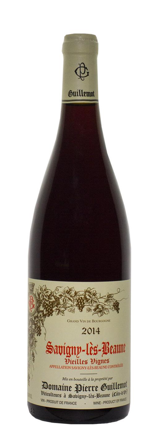 2014 Domaine Pierre Guillemot Savigny Les Beaune Vieilles Vignes