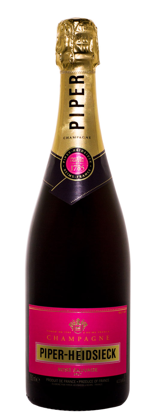 Piper-Heidsieck Rose Sauvage Brut