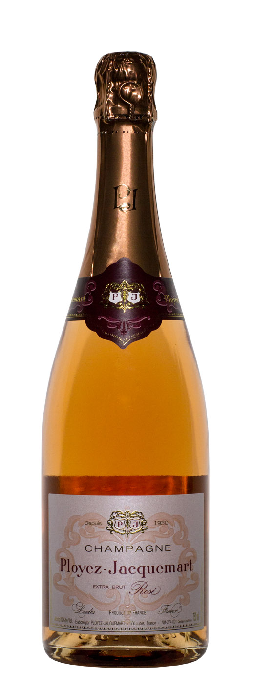 Ployez-Jacquemart Extra Brut Rose