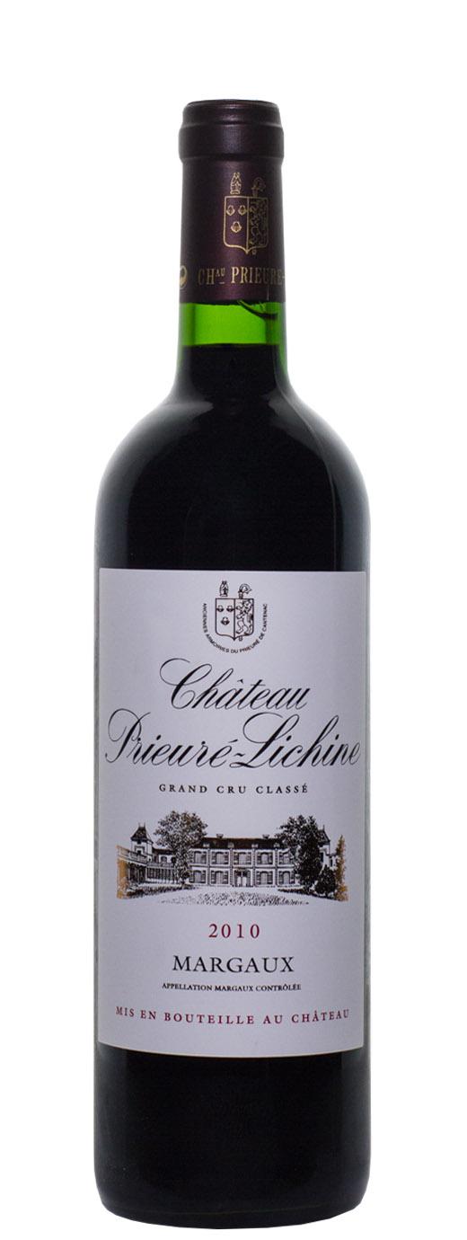 2010 Chateau Prieure Lichine