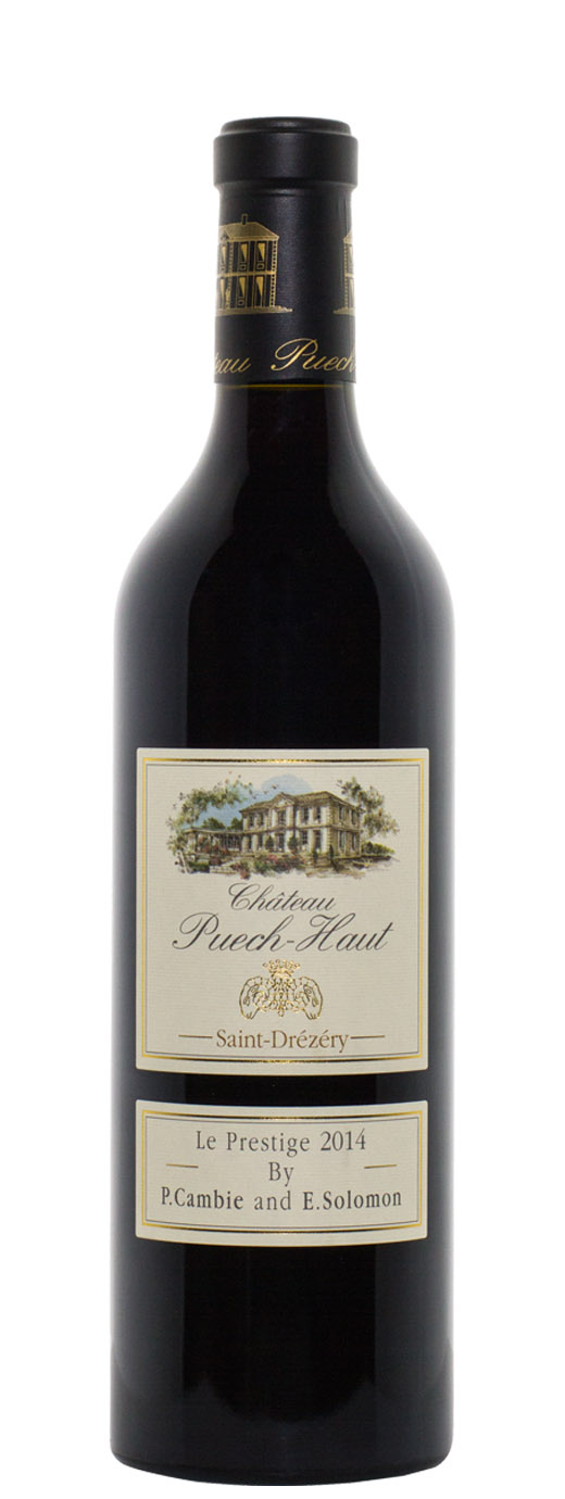 2014 Chateau Puech-Haut Prestige
