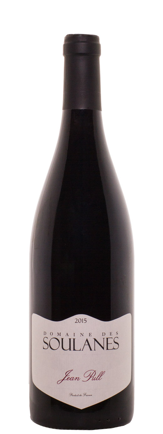 2015 Domaine des Soulanes Cuvee Jean Pull