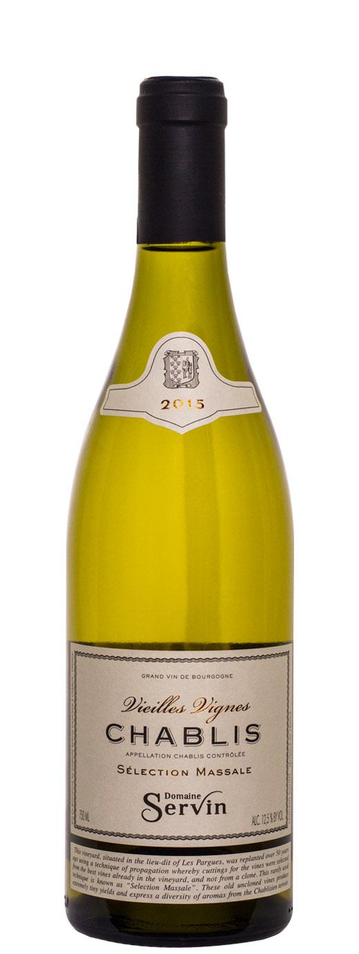 2015 Servin Selection Massale Vieilles Vignes