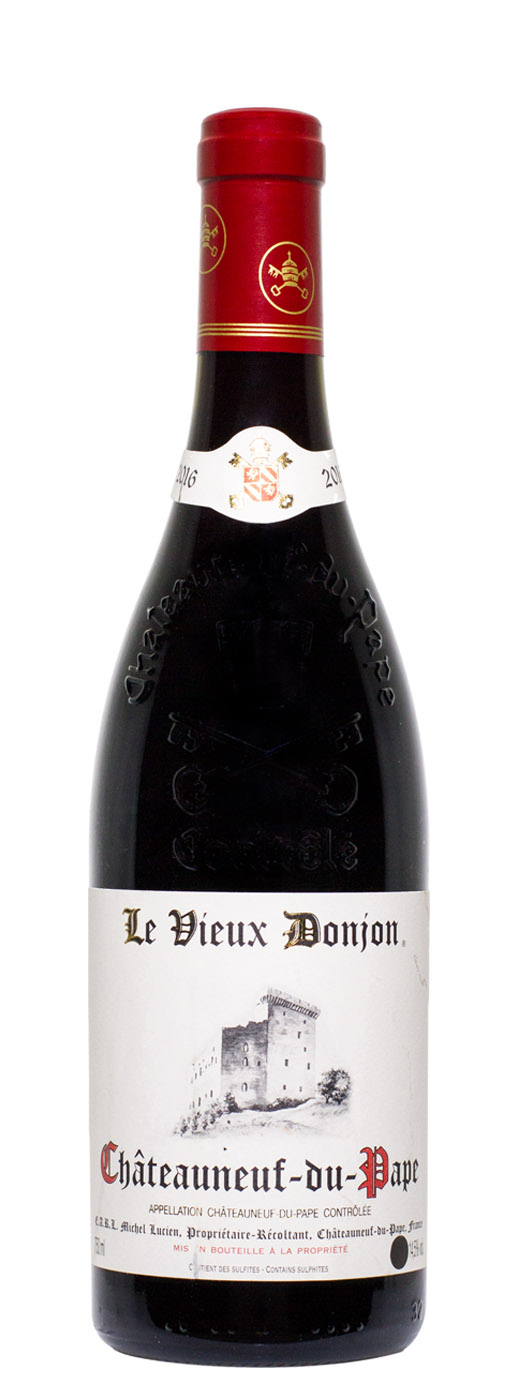 2016 Vieux Donjon Rouge   B-21 Fine Wine & Spirits Florida