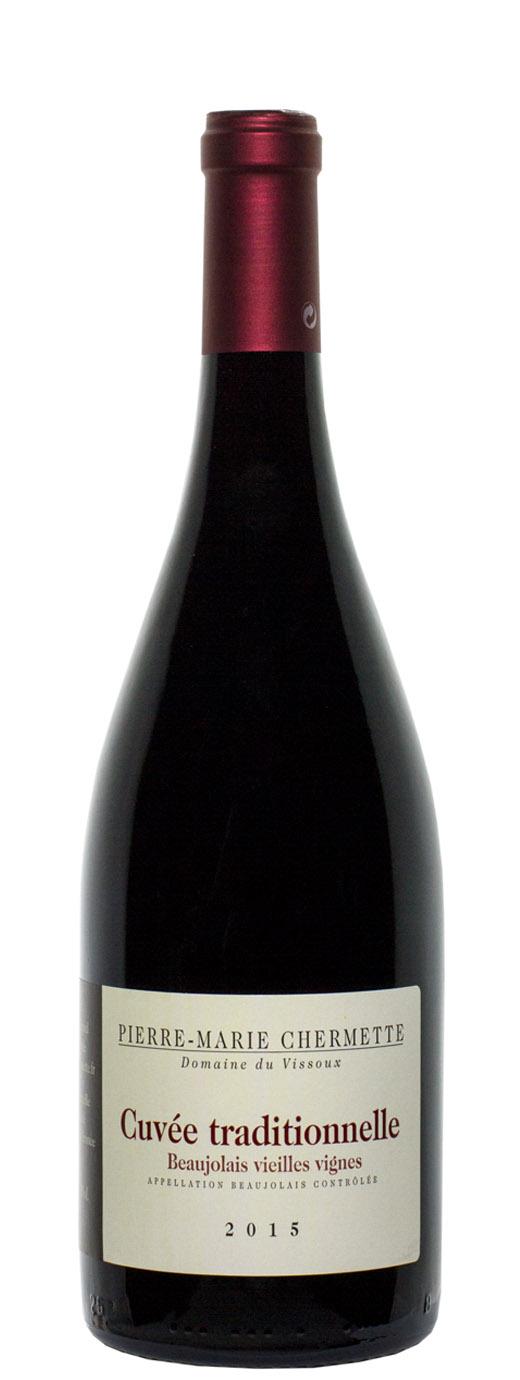 2015 Pierre-Marie Chermette Domaine du Vissoux Cuvee Traditionelle Vieilles Vignes