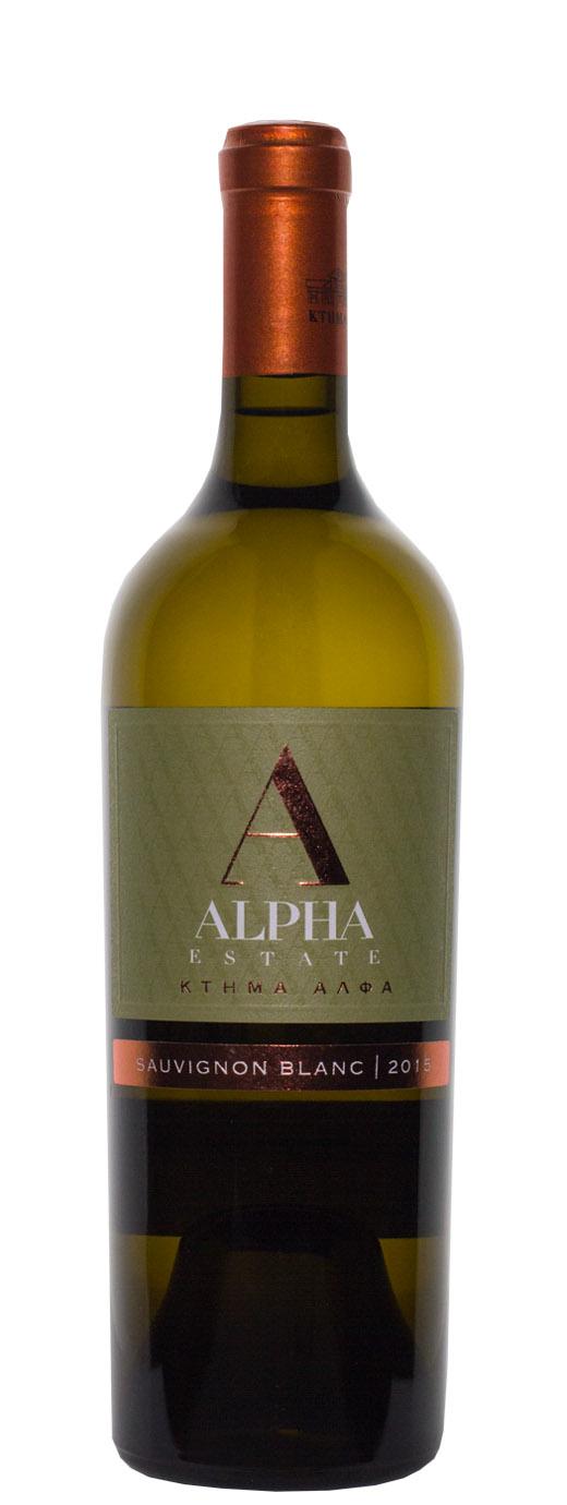 2014 Alpha Estate Sauvignon Blanc