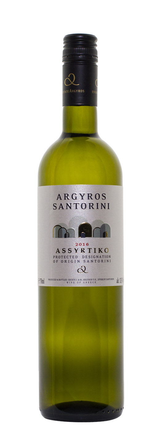 2016 Argyros Estate Assyrtiko