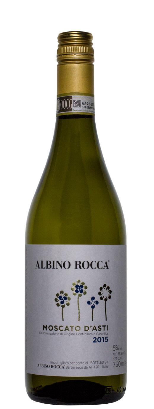 2015 Albino Rocca Moscato d'Asti