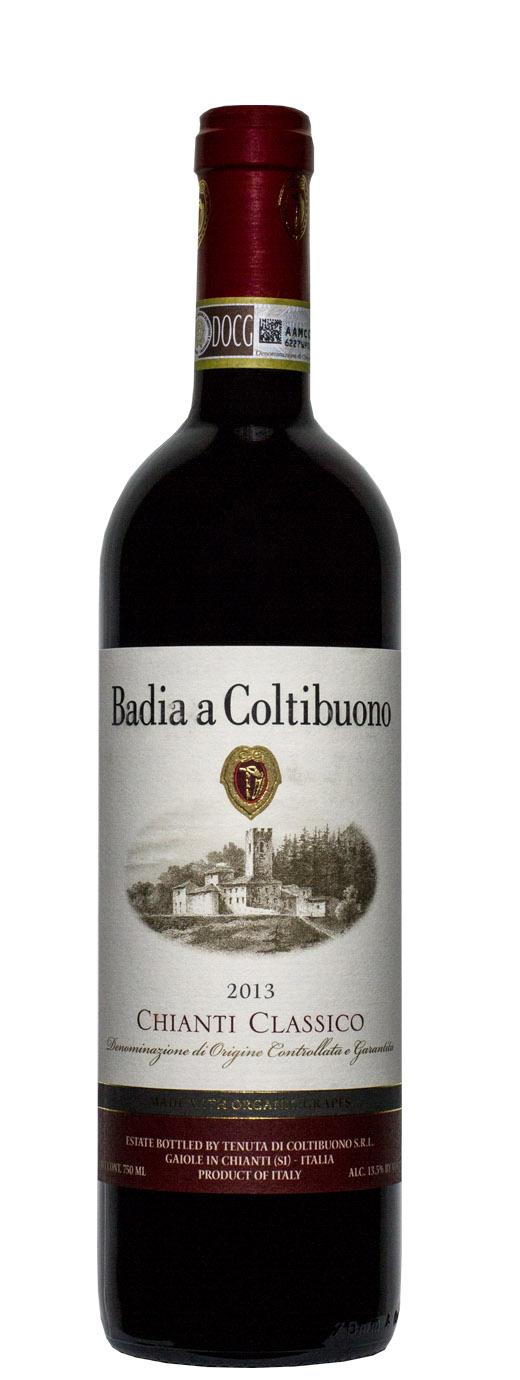 2013 Badia a Coltibuono Chianti Classico