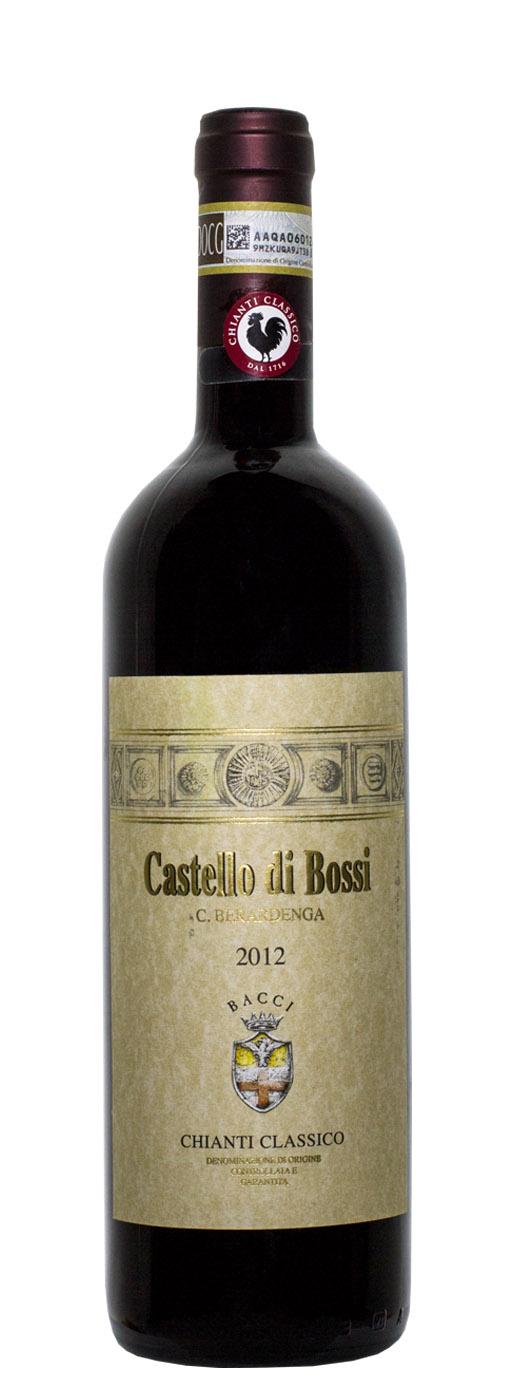 2012 Castello di Bossi Chianti Classico