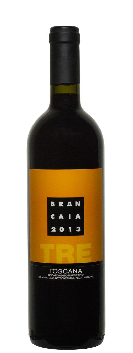 2013 Brancaia Tre