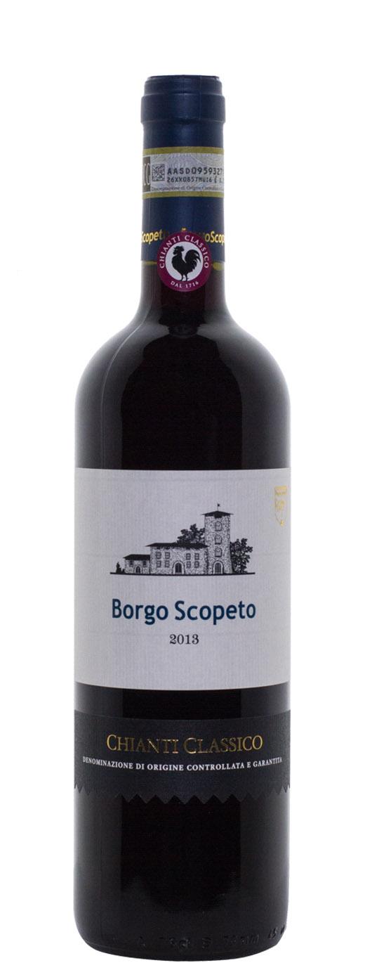 2013 Borgo Scopeto