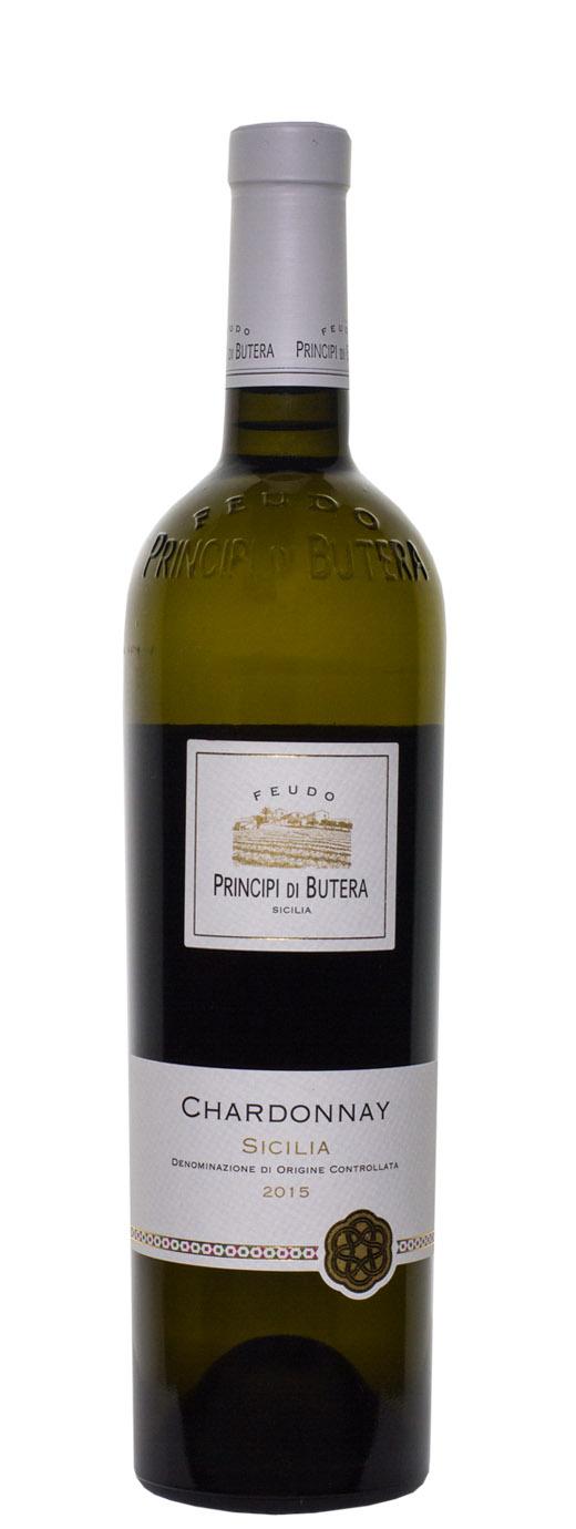 2015 Feudo Principi di Butera Chardonnay