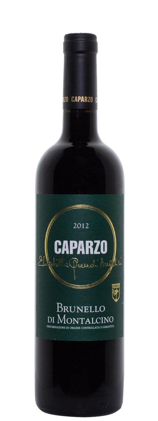 2012 Caparzo Brunello di Montalcino
