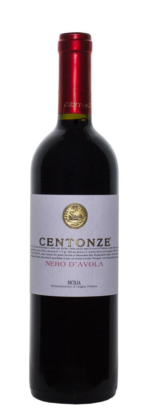 2014 Centonze Nero d'Avola