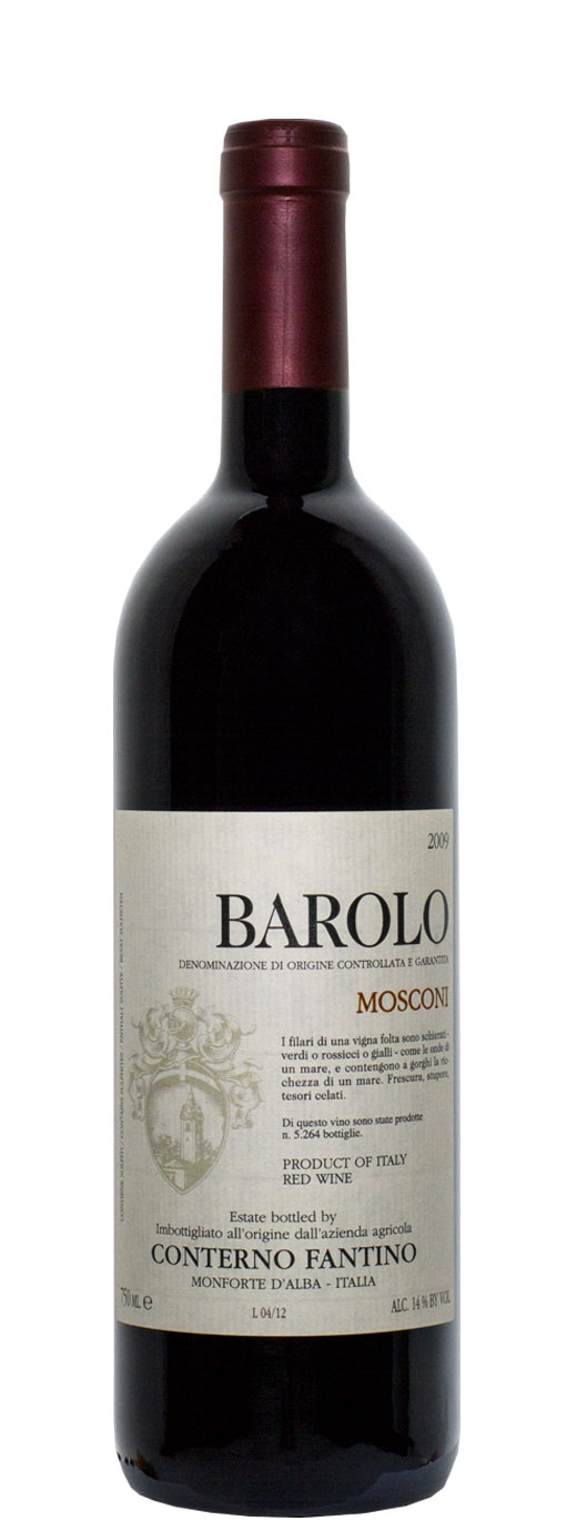 2009 Conterno Fantino Barolo Mosconi