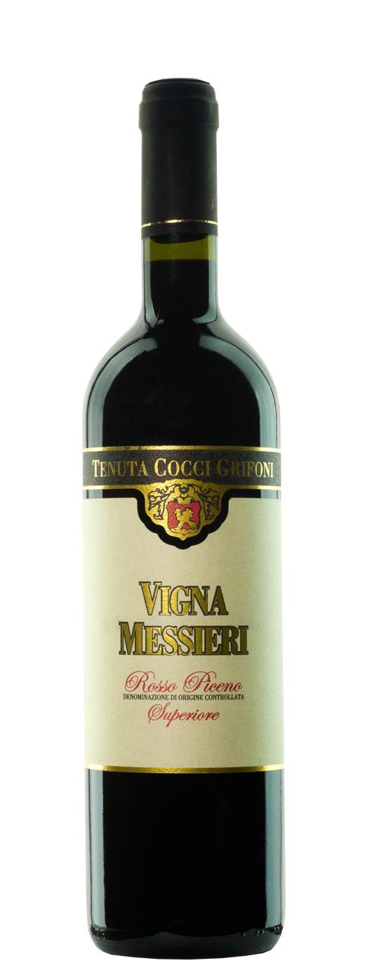 2008 Cocci Grifoni Vigna Messieri Rosso Piceno Superiore