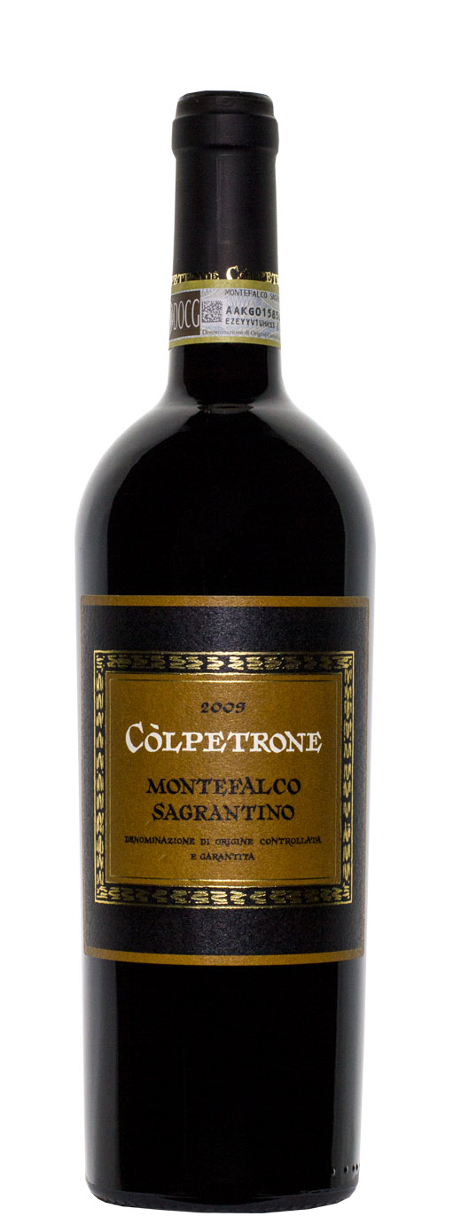 2009 Colpetrone Sagrantino