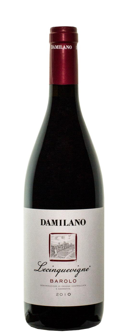 2010 Damilano Barolo Lecinquevigne